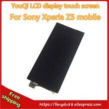 """100% garantie 5.2 """"pour sony xperia z5 e6603 e6633 e6653 e6683 lcd affichage à l'écran tactile digitizer assemblée + adhésif + outils"""