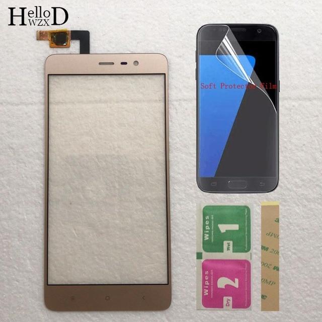 Sensor de vidro digitador da tela toque móvel para xiaomi redmi nota 3 pro versão especial 152mm se tela toque do telefone touchscree
