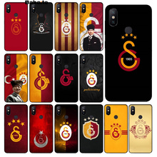 купить Babaite Turkey Galatasaray Black Soft Shell Phone Case ffor Xiaomi Mi 6 Mix2 Mix2S Note3 8 8SE Redmi 5 5Plus Note4 4X Note5 по цене 51.45 рублей