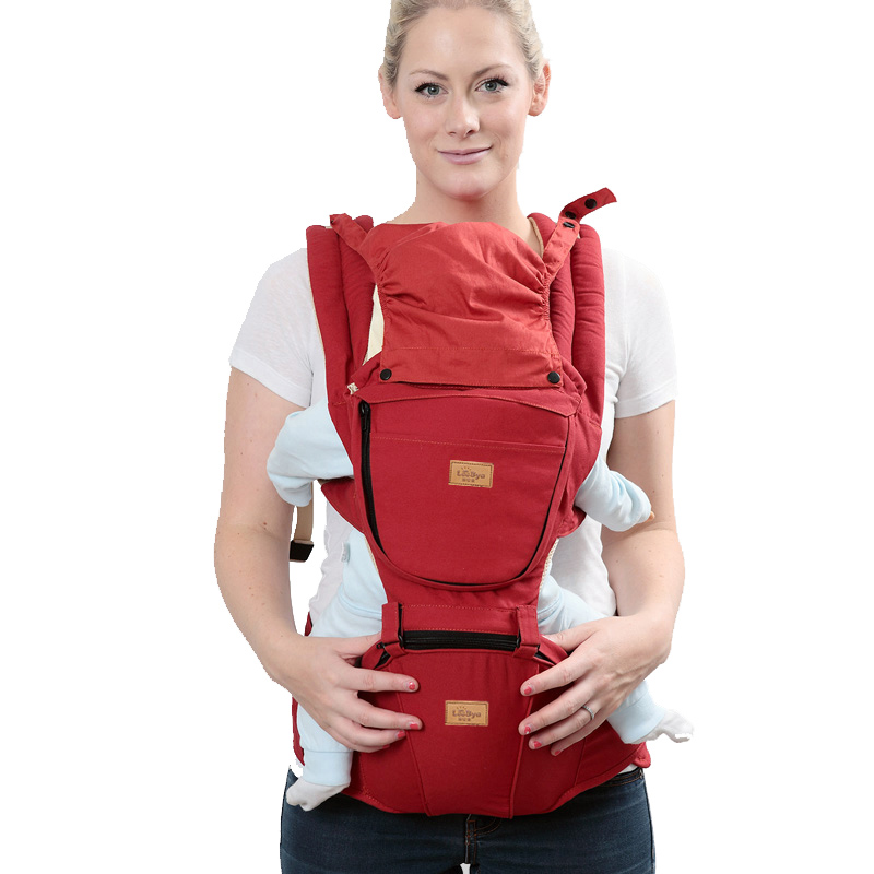 new Baby Carrier Ergonomic All Carry Positions Waist Belt Sling Belt Kid Infant Hip Seat Breathable Backpack Pouch Wrap Kangaroo 2016 four position 360 baby carrier multifunction breathable infant carrier backpack kid carriage toddler sling wrap suspenders