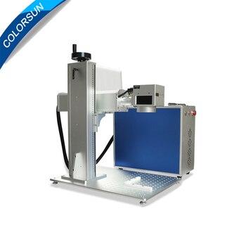 20 Вт разделенный тип ювелирных изделий волоконная лазерная маркировочная машина лазерная гравировальная машина для именной таблички из не...