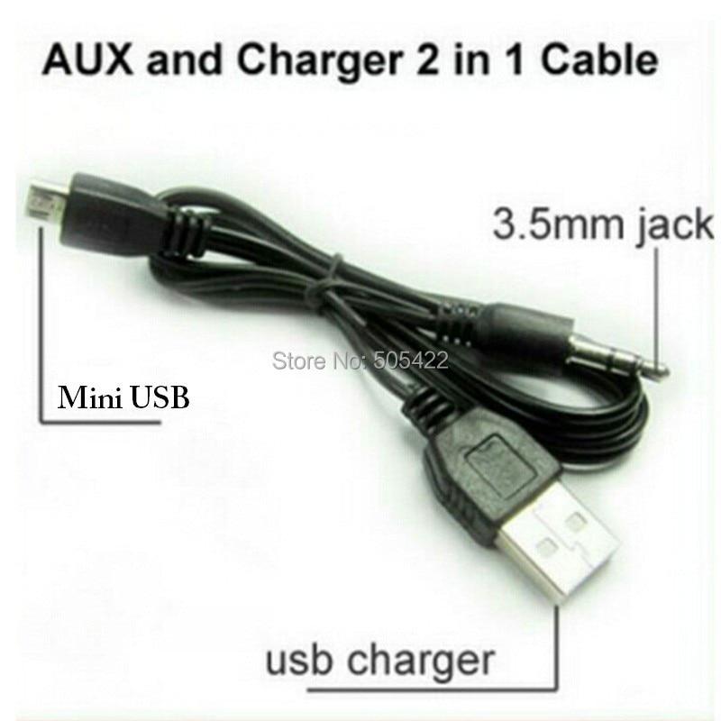 US $53.2 5% OFF|2 + 1 kabel usb jack 3.5mm przewód AUXUSB męskiMini USBprzenośny 50 cm głośnik kabel Audio|cable vhs a usb|cable rohscable eeprom