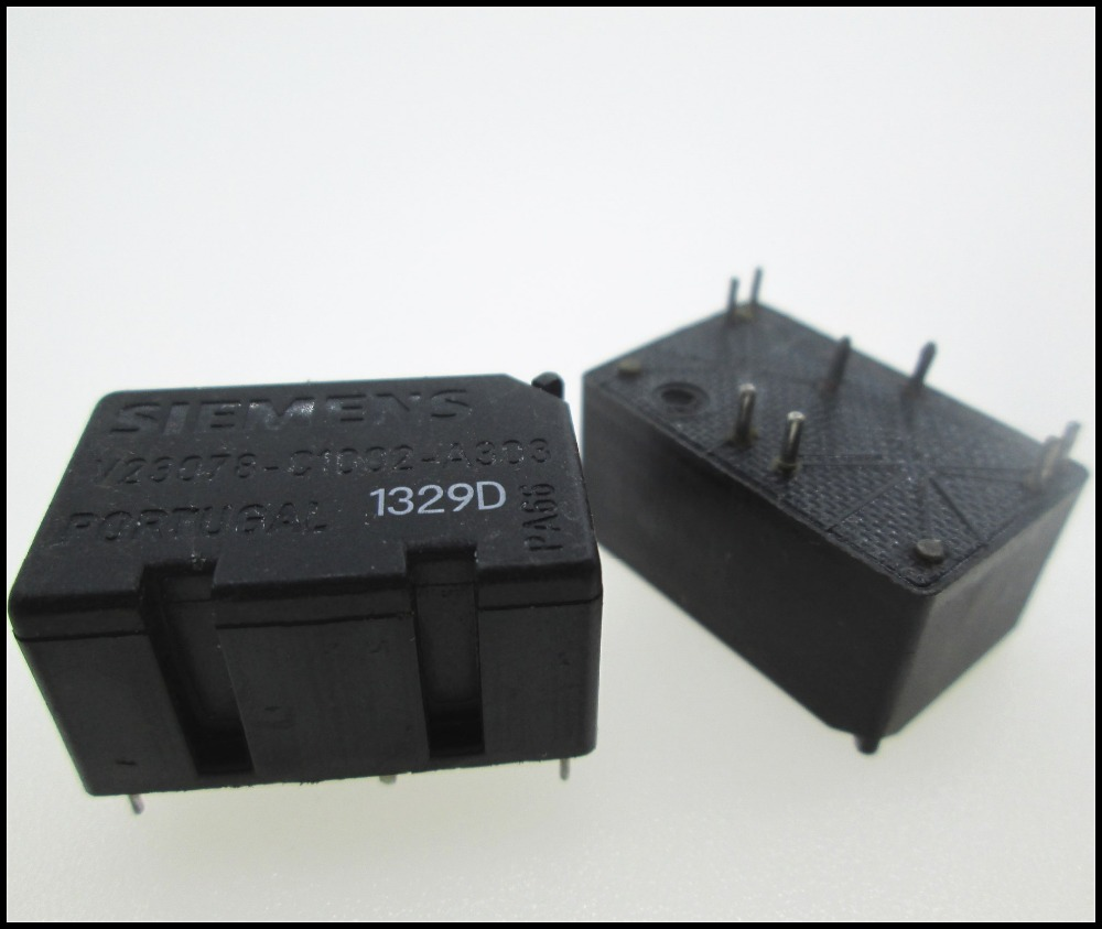 relay V23078 C1002 A303 V23078 C1002 V23078 V23078C1002A303 DIP8 5pcs lot