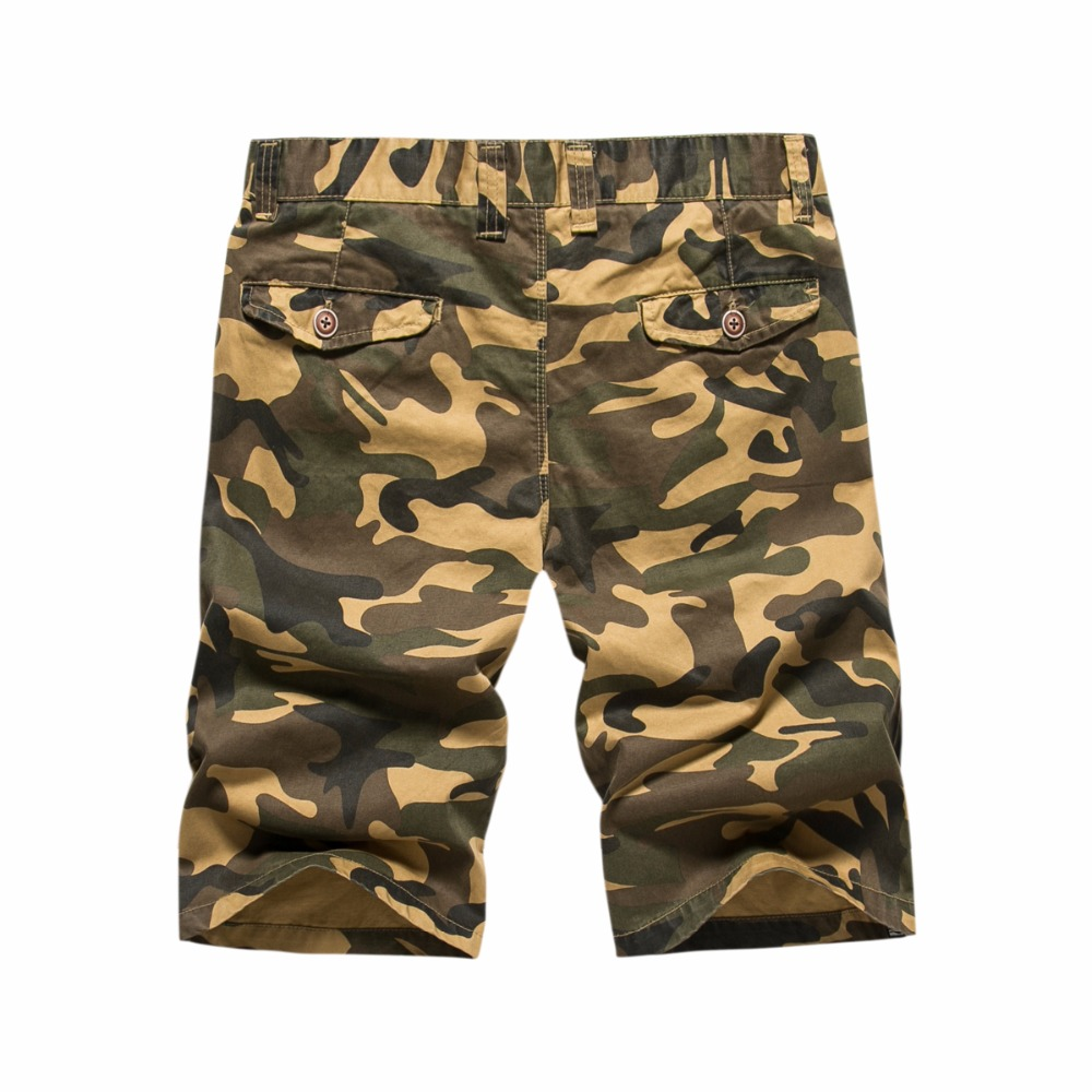 Tailor Pal Love cargo military shorts Large size solid cotton for summer fashion men short pants camouflage short masculino
