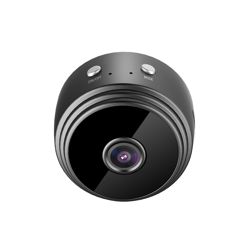 HD night vision security micro motion detection 1080p wifi ip mini camera small wireless home office baby monitoring-in Webcams from Computer & Office
