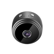 HD vision nocturne sécurité micro détection de mouvement 1080p wifi ip mini caméra petit sans fil maison bureau bébé surveillance