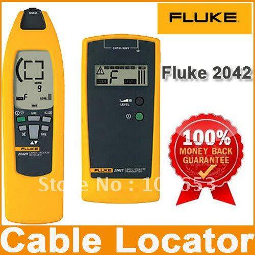 Fluke 2042 FLUKE 2042 Cable Locator General Purpose Cable Locator Tester Meter F2042 кабель регистратора электроэнергии fluke 1730 cable