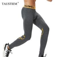 New Men's Long Johns Clothes Men Fitness Tight Pants Underwear Male High Elastic Jocks Pants Man Sweatpants Pants Long Underwear