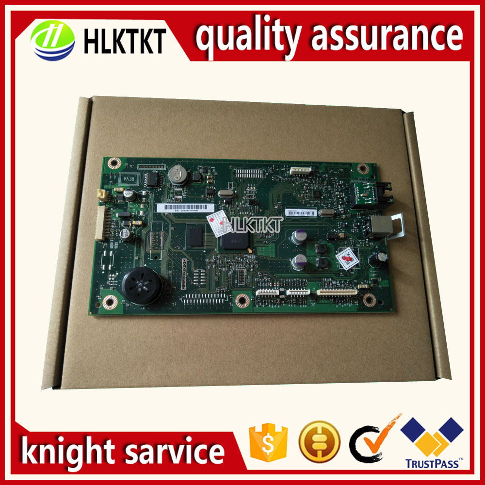 Original Formatter Board for HP 1536 M1536DNF M1536NF M1536 1536DNF mother logic Main Board MainBoard CE544-60001 CE544-80001 цена