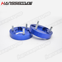 4x4 Suspension 2pcs lift Kits 1 inch 25mm Front lift spacer Shock Spacer Coil spring spacer for D40 / NP300 05 15