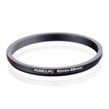 Переходное кольцо фильтр RISE(UK) 62 58 мм 62 58 мм 62 58 мм с переходником