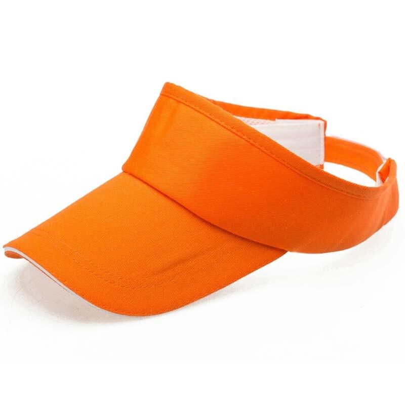 Unisex Women Men Visor Hat Classic Baseball Hat Adjustable Sports Tennis Caps