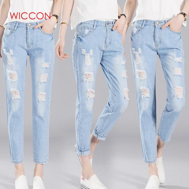 WICCON-D-chir-lastique-Taille-Femmes -Jeans-Casual-Taille-Haute-Trou-Streetwear-Denim-Pantalon-Femme -Boyfriend.jpg 640x640.jpg 2972b789d5c