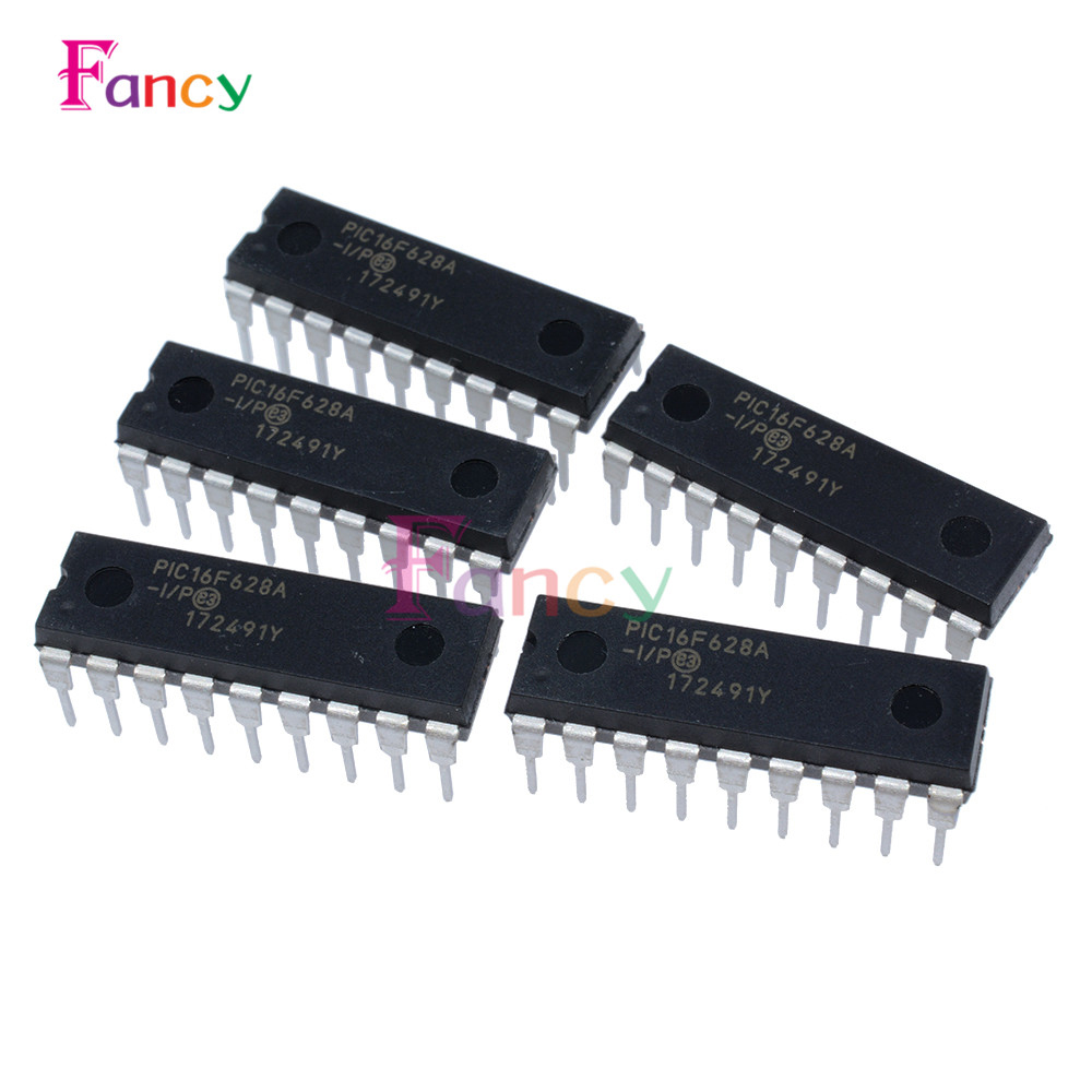 2pcs A1302 Ratiometric Linear Hall Effect Sensors In Instrument Sensor We Will Use This Circuit Is An Pic16f628a I P Pic16f628aip 16f628a Dip18 Ic Chip
