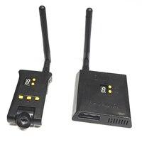 ZMR Picture Trans Remote 5.8G 40CH 400mW 720P WIFI FPV Camera AV VTX RX Transmitter Receiver Combo serve RC Quadcopter Drone