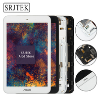 8 For Asus MeMO Pad 8 ME180 ME180A K00L Digitizer Touch Screen With LCD Display Matrix