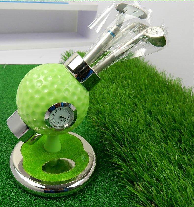 golf ball design desktop golf pen