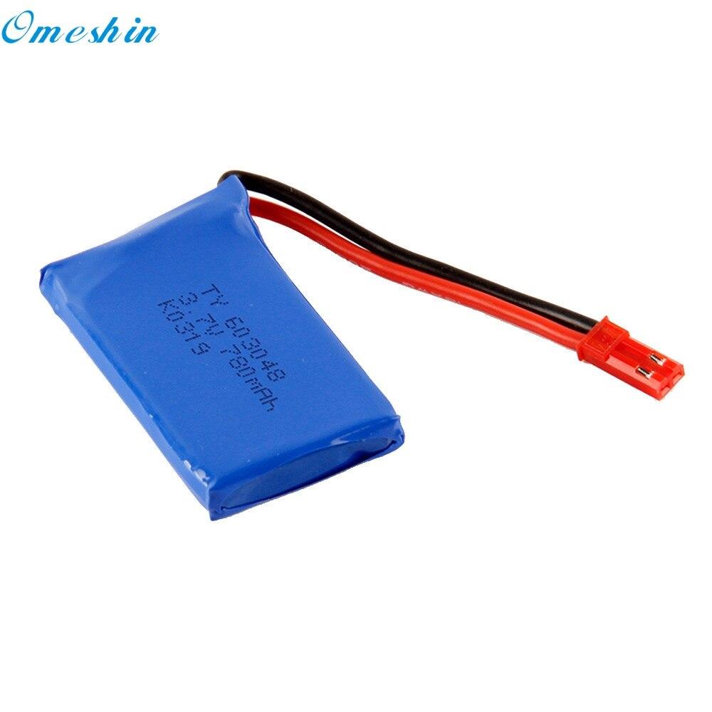 OMESHIN 1Pcs 3 7V 780mAh Battery for Drone For Wltoys V686 V626 V636 X250 Quadcopter 0324