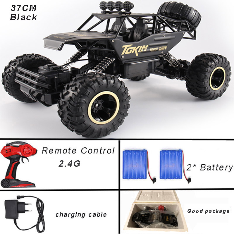 4WD Electric car RC Car Bigfoot Car 1/12 Buggy 2.4G Radio Control car Double Motor High Speed Truck Off-road vehicle toys gift(China)