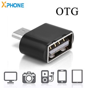 Micro USB OTG Adapter Micro USB 2.0 to USB 2.0 OTG Adapter Connector