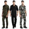 EE.UU. de la fuerza aérea Ropa 101 Unidades trajes chaqueta militar conjunto camuflaje masculino al aire libre y pantalones de traje de ropa de trabajo