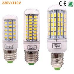 Bombillas corn bulb e27 smd 5730 lamparas led light 24 36 48 56 69 72 96leds.jpg 250x250