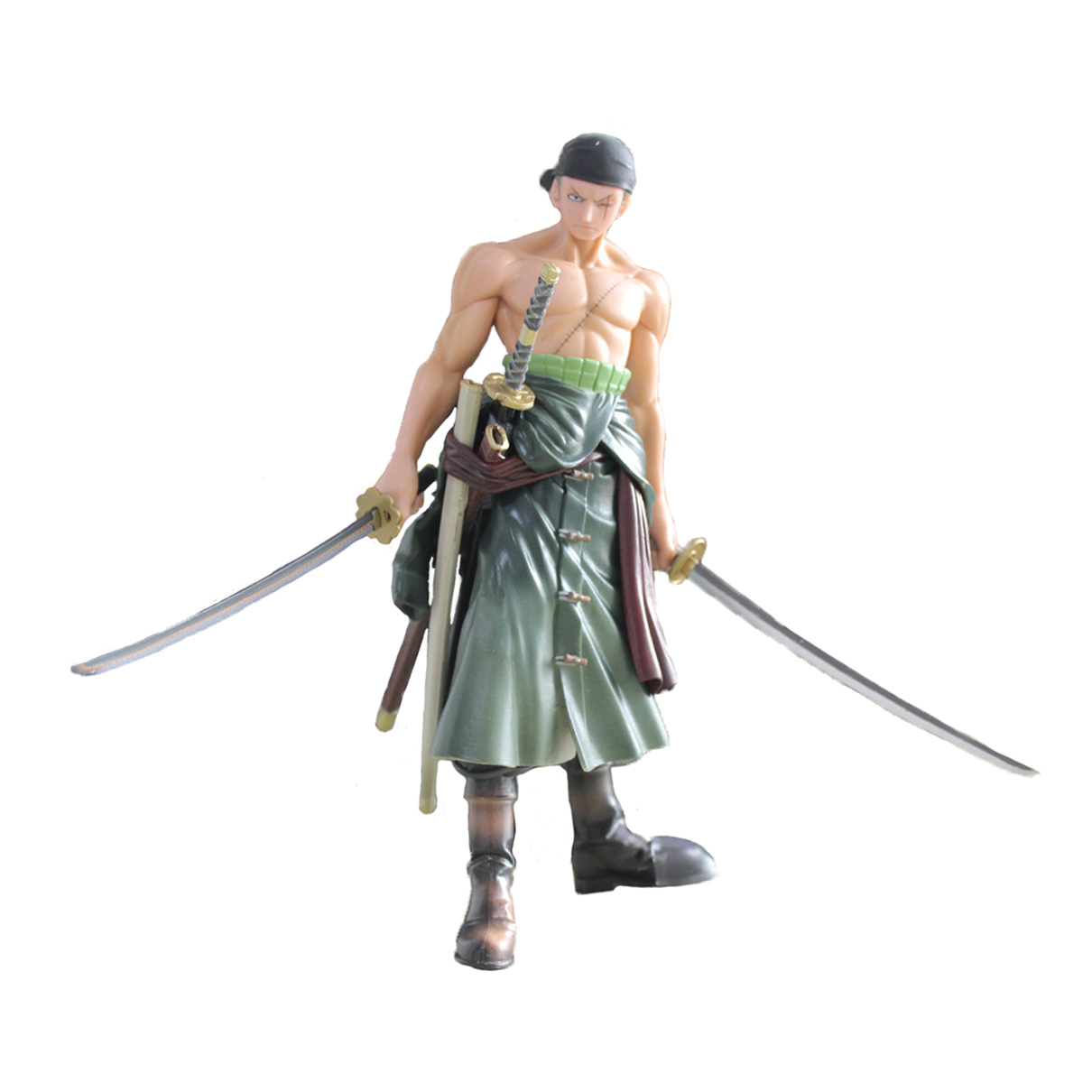 Chanycore One Piece New World  Anime Figuarts Zero Roronoa Zoro 29cm Action Figure PVC Boxed Limit Model Garage Kits Kids Toys anime one piece zoro and dracula mihawk model garage kit pvc aaction figure classic variable action toy doll