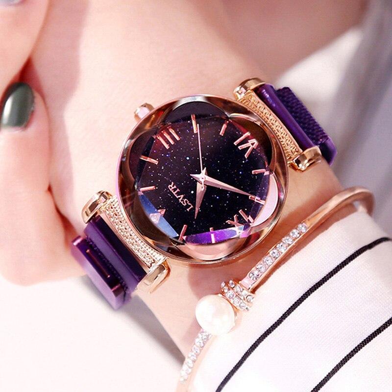 luxury-women-watches-fashion-elegant-magnet-buckle-vibrato-purple-ladies-wristwatch-2019-new-starry-sky-roman-numeral-gift-clock