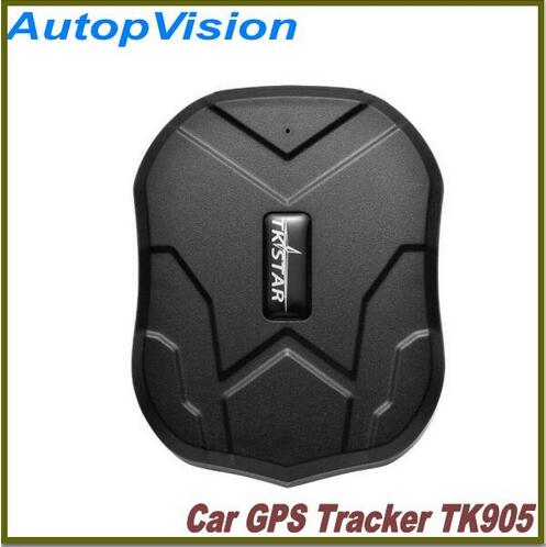 TKSTAR TK905 waterproof IP 66 vehicle GPS Tracker truck person powerful magnet lifetime free platform