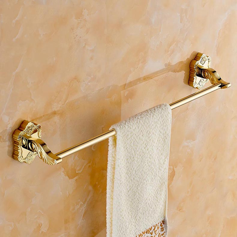 Bathroom accessories towel rail