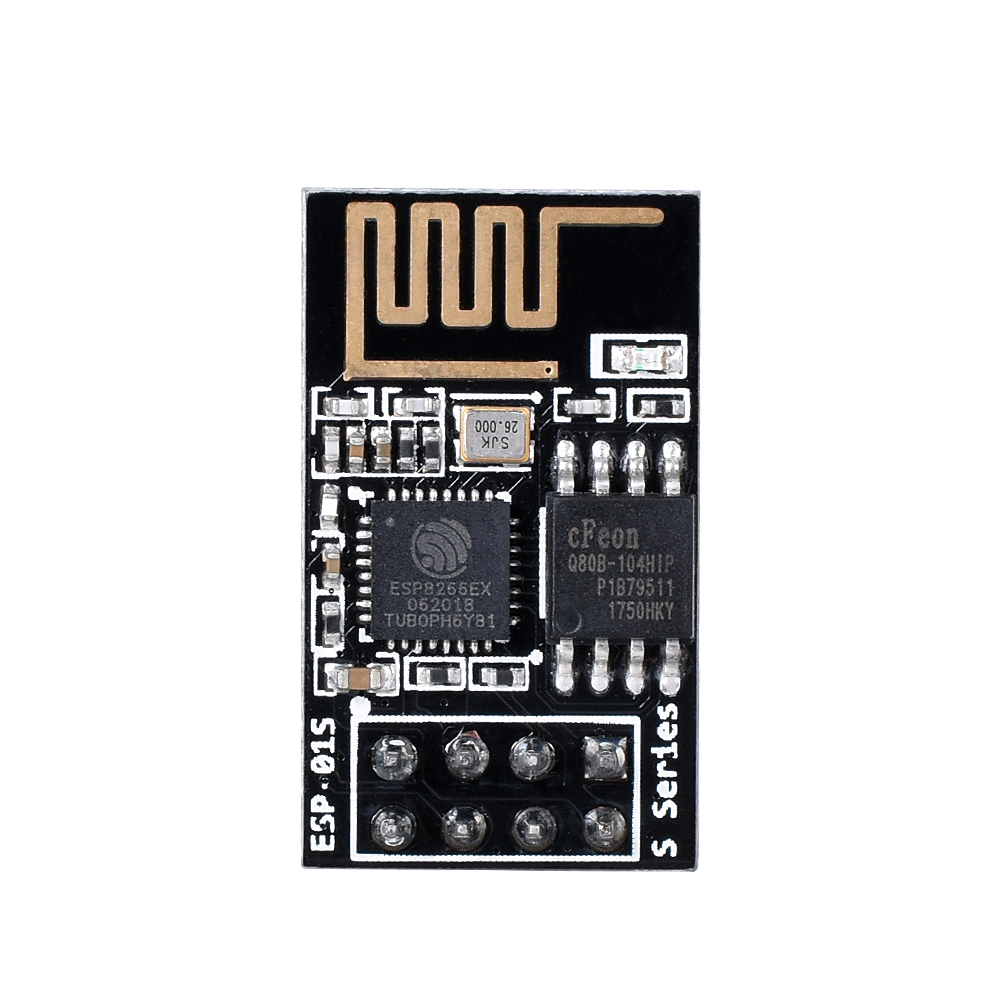 ESP-01S ESP01S ESP8266 Serial WIFI Module Wireless Transceiver Developent  Wifi Sensor For SKR PRo 3d Printer Board