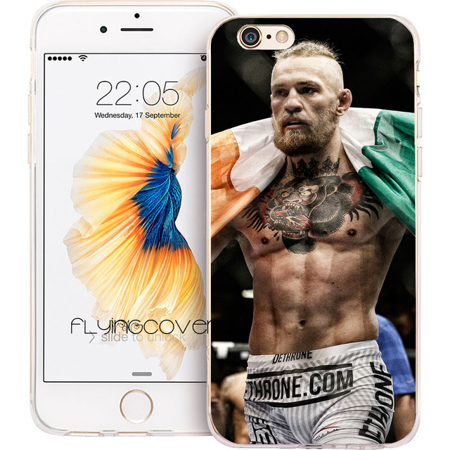 coque iphone 7 conor mcgregor