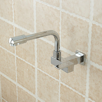 Free shipping single cold wall tap basin sink wall mounted faucet cold faucet Water Tap Single Cold Basin Faucet Bathroom Faucet фото