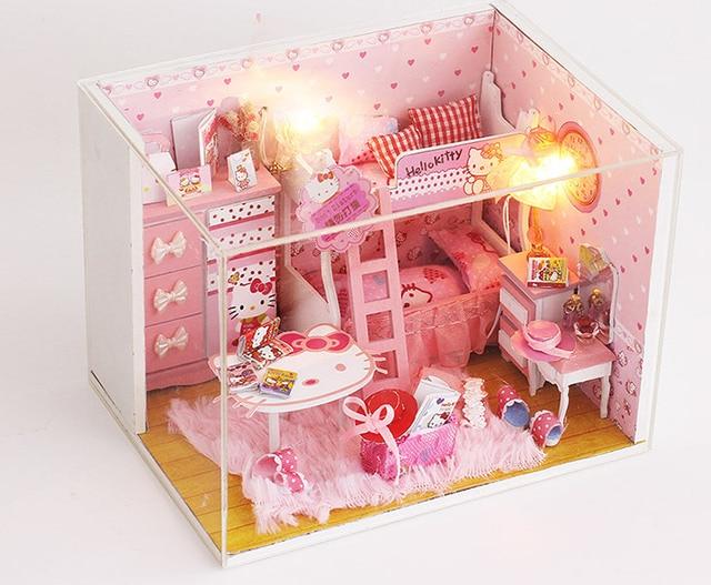Mobili Per Bambole In Legno : Mensola funkis doll casa delle bambole l h cm ferm