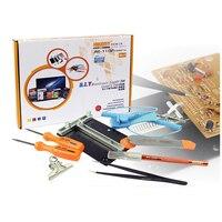 DIY JM 1102 Electric Screwdriver Set Mobile Phone Repair Tools Hardware Platform For Iphone Samsung Laptop