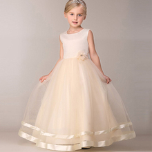 Summer Style Flower Girl Wedding Dresses