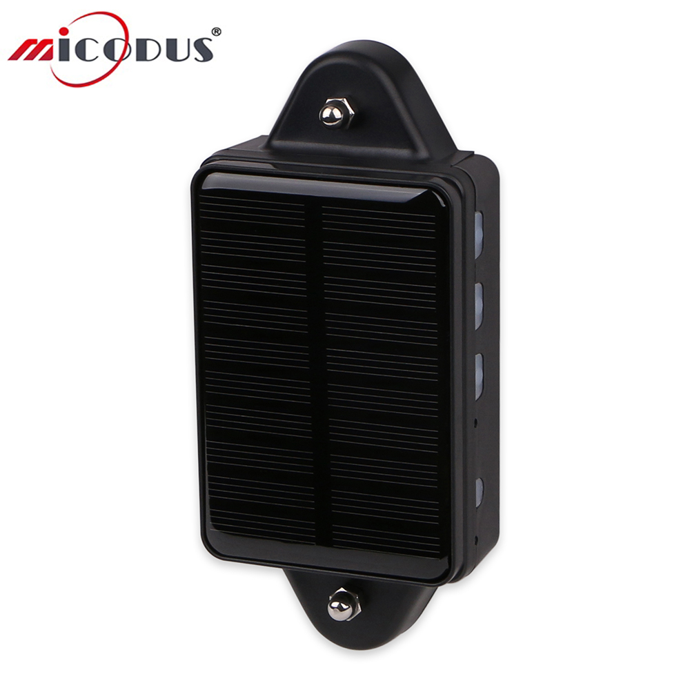 Solar Vehicle GPS Tracker CCTR-808S Real-time Tracking Device Car 4000mAh Battery Waterproof Strong Magnet Free Web APP Tracking