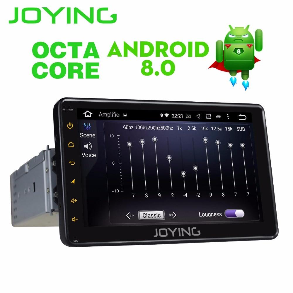 JOYING 4GB RAM 32GB ROM 1 Din 7 Inch Android 8 0 Car Radio Stereo GPS