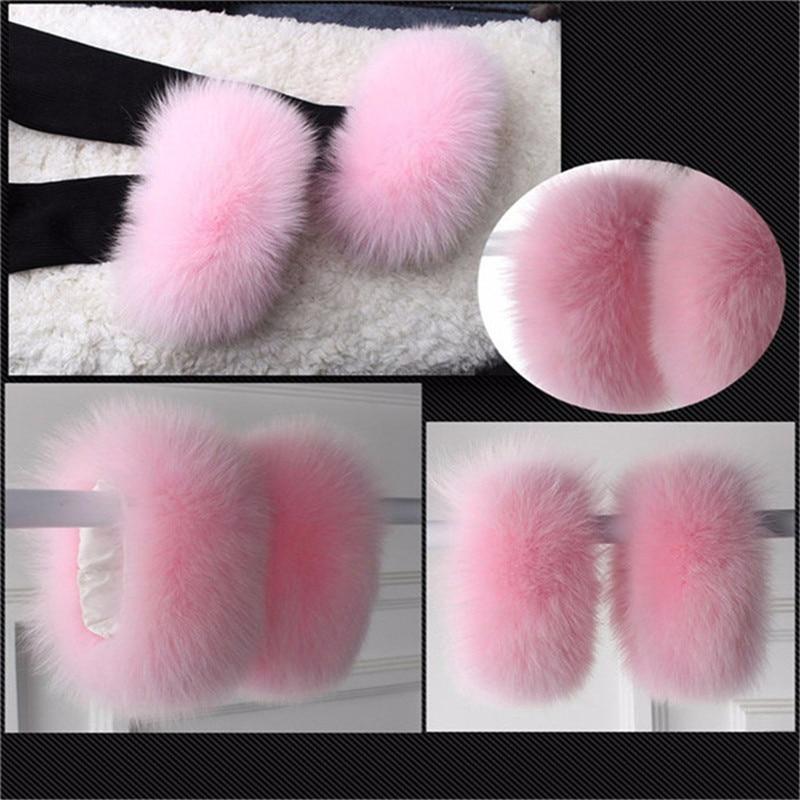 Real Genuine High Quality Fox Fur Cuff