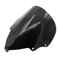 Fairing Windshield Wind Screen Deflector CBR125R 2004 2005 2006 2007 2008 Windscreen Window for Honda CBR 125R CBR 125 CBR125 R