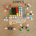 109PC chemistry molecule structure set chemical molecular biology models kit organic modelo moleculas modelos quimica organica
