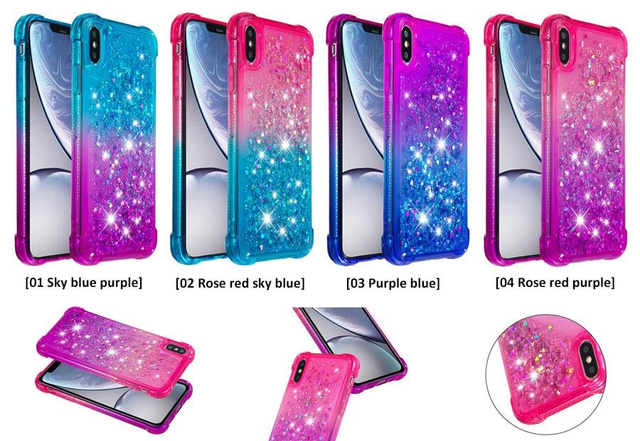 iphone xr Glitter Case (13)