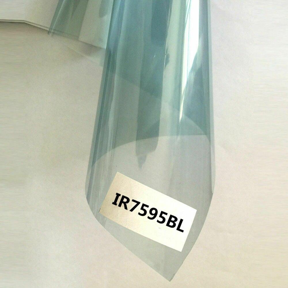 VLT 75% Nano Film céramique sécurité clair Film fenêtre sécurité à domicile Auto vinyle 95% réduction de chaleur Wrap voiture fenêtre Film feuilles 0.8X5 m