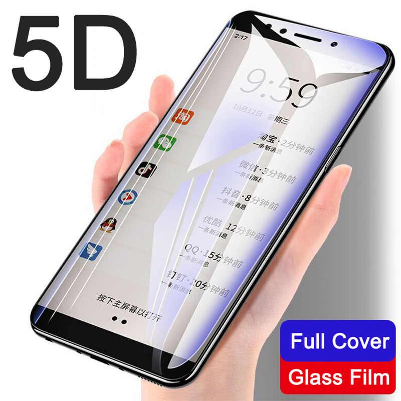 5D полное покрытие закаленное Стекло для Xiaomi mi A2 Lite mi 5X mi 6X Экран Стекло для Xiaomi mi 8 A1 A2 mi x 2 5D Стекло на Red mi 6A 6 Pro