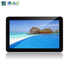 """iRULU eXpro X1Plus 10.1 """" Tablet PC Quad Core Android 6.0 Dual Camera 16GB RAM Wifi Bluetooth 4.0 GMS Certified Black Tablet"""