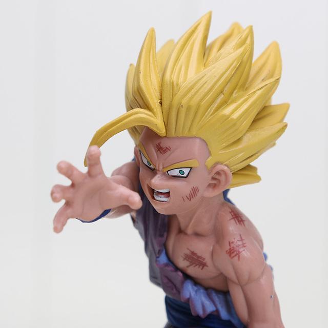 12cm Dragon Ball Z Toy Dramatic Showcase Son Goku Gohan PVC Figures Model Toys