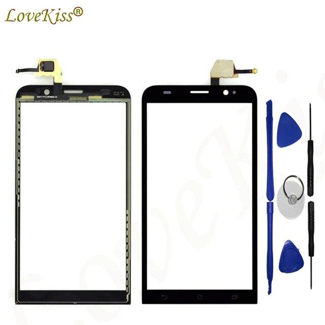 "For Asus Zenfone 2 5.5"" ZE551ML Z00AD ZE550ML Z00BD Touch Panel Screen Sensor LCD Display Digitizer Front Glass Lens Replacement"