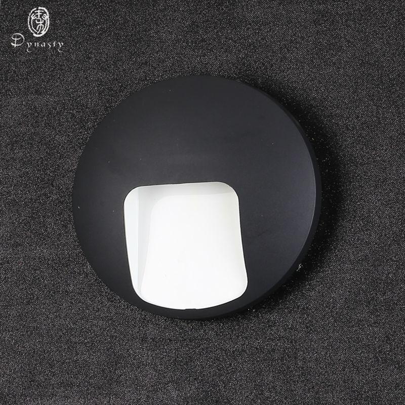 Dynasty Moderne Wandlampen Aluminium LED Wandlamp Waterdicht - Buitenverlichting