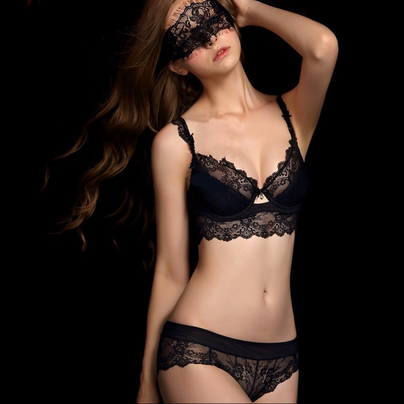 French-high-end-brand-sexy-T-pants-romantic-temptation-lace-bra-set-young-women-underwear-set (2)