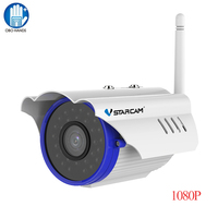 VStarcam Wireless Wifi IP Camera Outdoor Video Surveillance Camera 1080P Full HD Bullet IP66 Waterproof IR